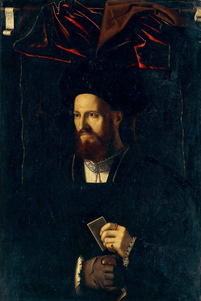 Ritratto di Bernardino da Lesmo