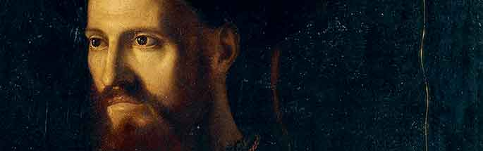 Portrait of Bernardino da Lesmo