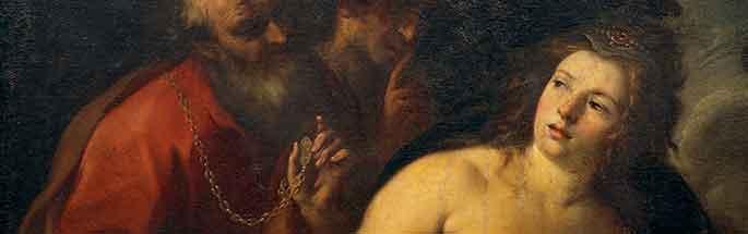 Susanna at her Bath