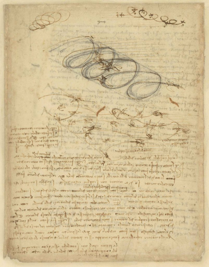 Codice Atlantico (Codex Atlanticus), f. 845 recto