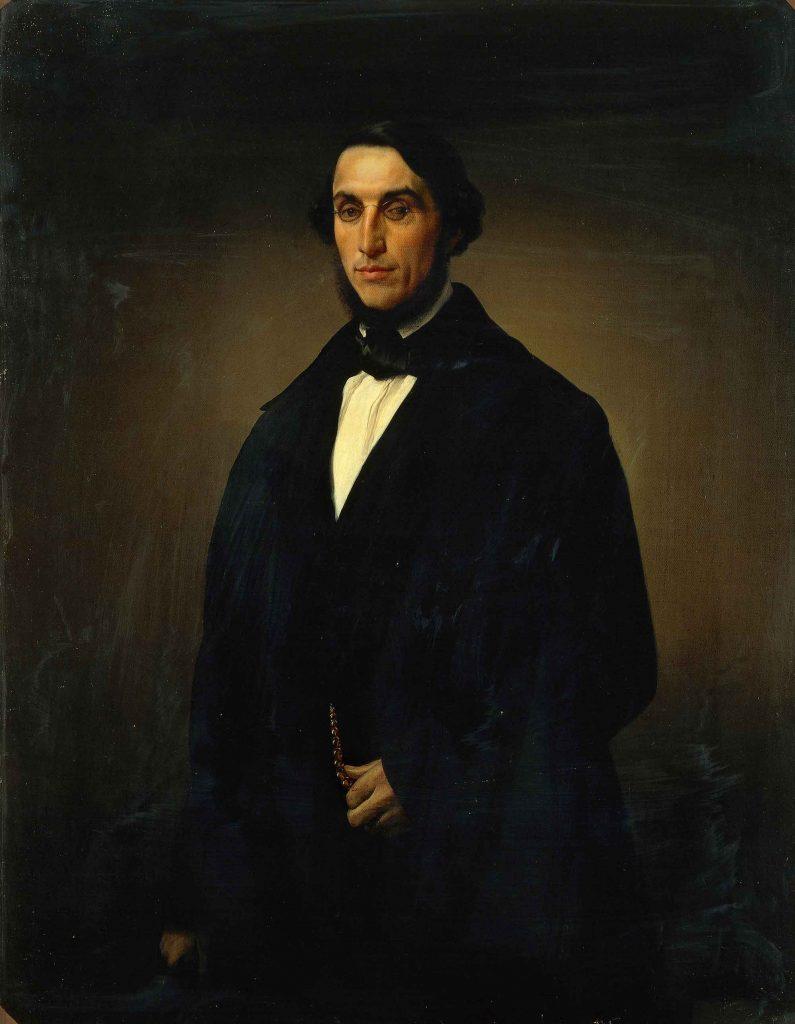 Portrait of Alessandro Negroni Prati Morosini