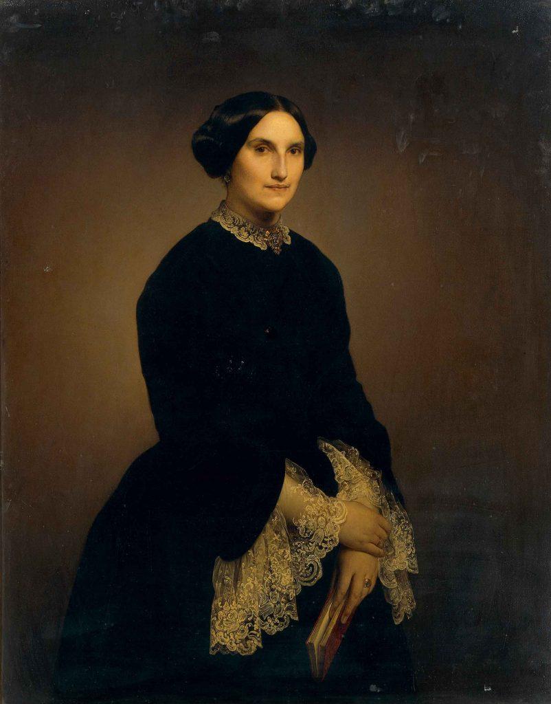 Portrait of Giuseppina Negroni Prati Morosini