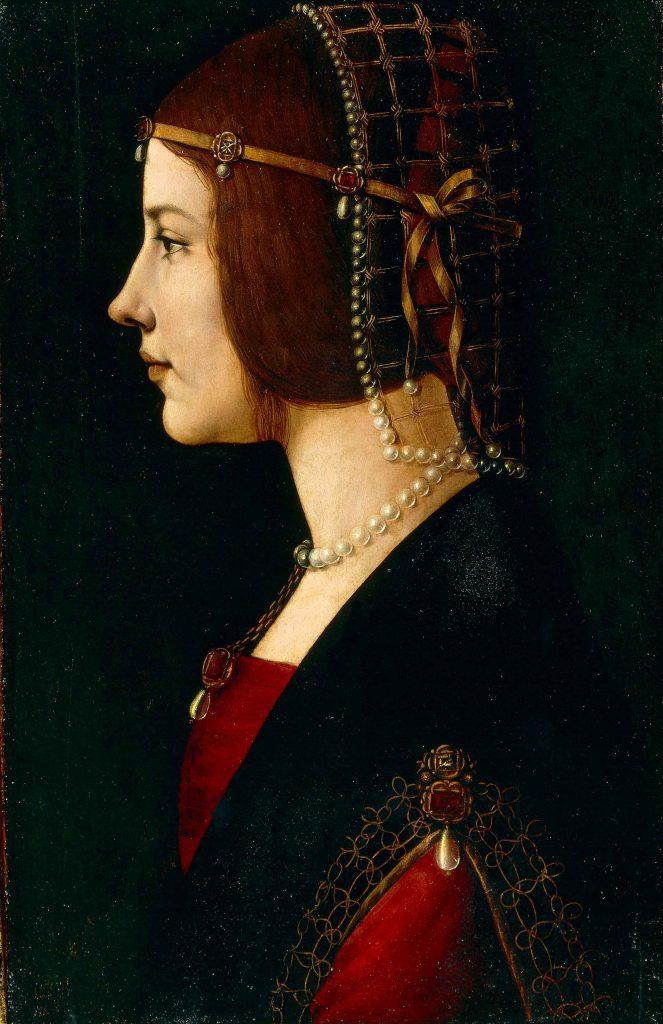 Ritratto di dama