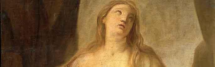 Mary Magdalene Penitent
