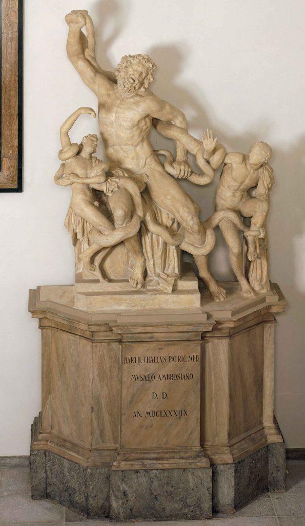 Laocoonte (copia dell'esemplare vaticano)
