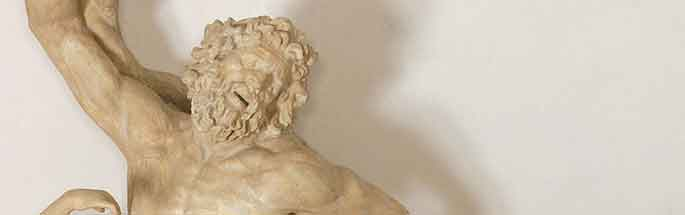 Laocoon  (copy of the Vatican original)