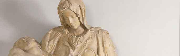 Pietà (copia da Michelangelo)