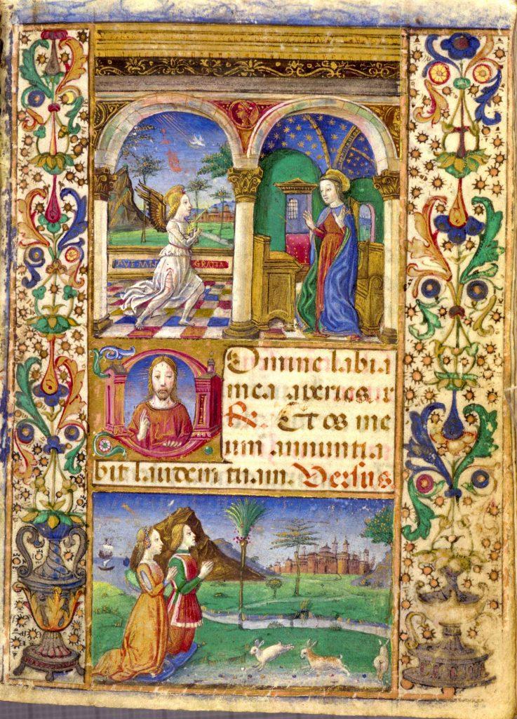 Libro d'Ore Borromeo