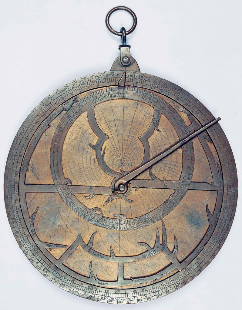 Latin astrolabe