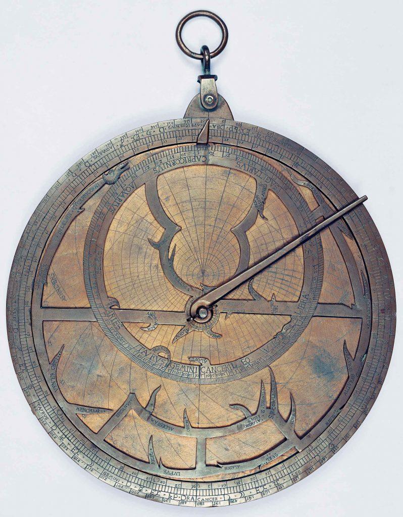 Astrolabio latino