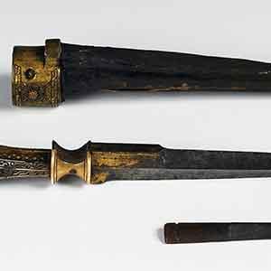 Horn Engraved