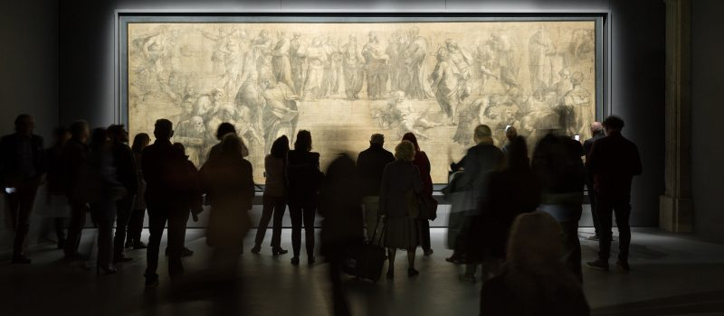 November 5 and 6: Room of the Raphael Cartoon closed to the public