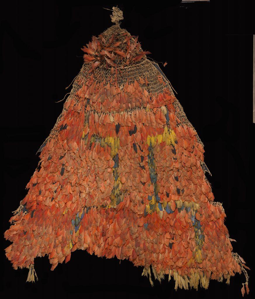 IL MANTELLO CERIMONIALE TUPINAMBA' | MUSEOSEGRETO 2019