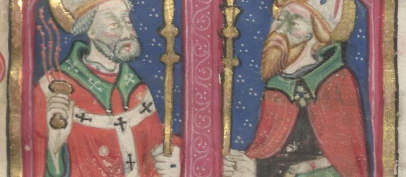 Satis episcopaliter me dilexit. Ambrogio e Agostino