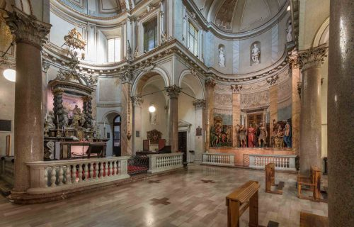 THE ORIGINS OF THE CHURCH OF SAN SEPOLCRO
