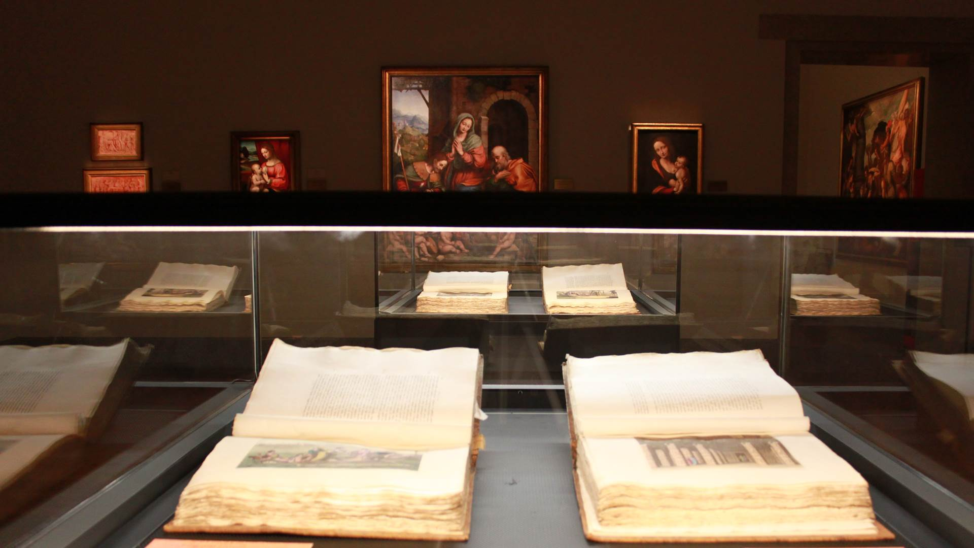 MARCH 26: PINACOTECA CLOSED TO THE PUBLIC UNTIL 15.00