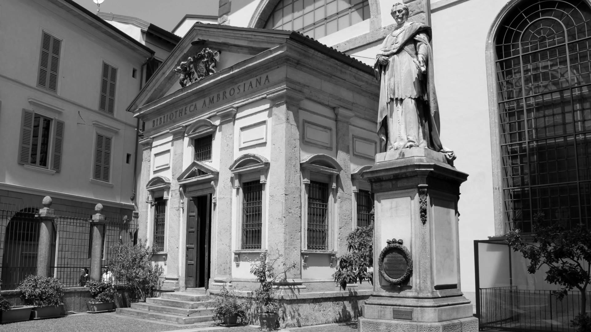 Mons. Mario Panizza,Dottore della Biblioteca Ambrosiana, <br>in memoriam