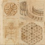 Leonardo da Vinci:<br>Studies and drawings of the French period from the Codex Atlanticus