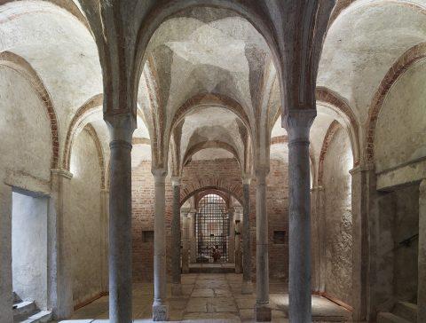 Concluso il restauro della Chiesa ipogea di San Sepolcro