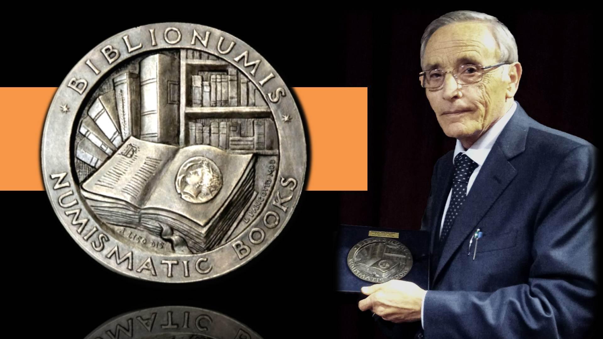 Conferito a Giancarlo Alteri il PREMIO BIBLIONUMIS 2019
