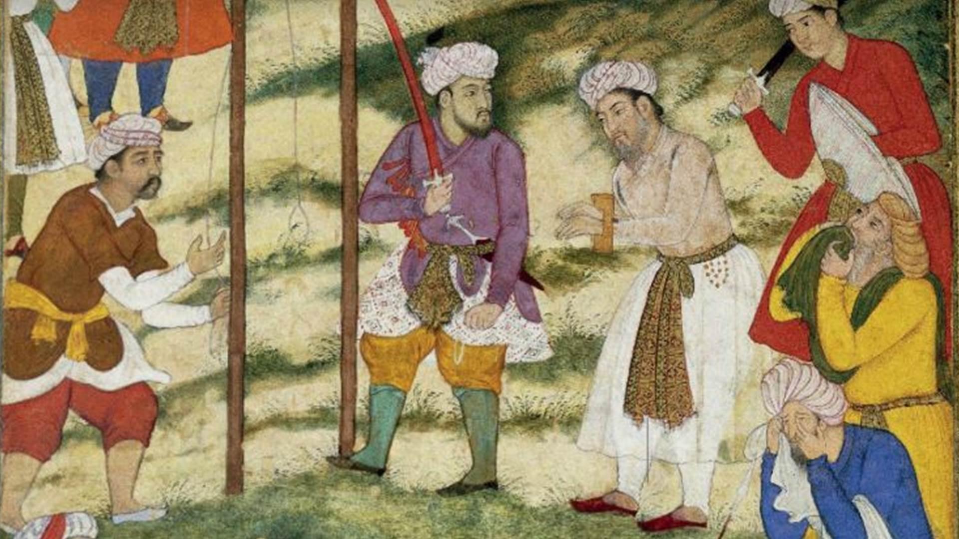 Lettura sugli Scritti Mistici Diwan / Kitab al Tawasin / Riwayat di Al-Hussayn ibn Mansur al-Hallaj