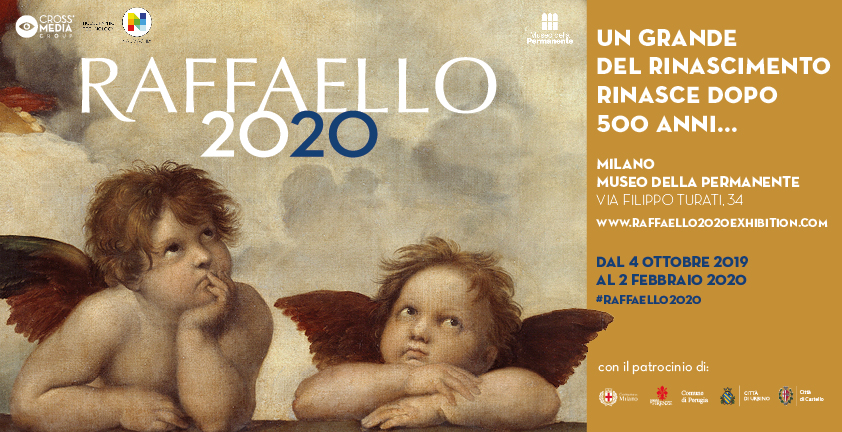 "Reduction on the admission ticket for the ""RAFFAELLO 2020"" exhibition at the Museo della Permanente"