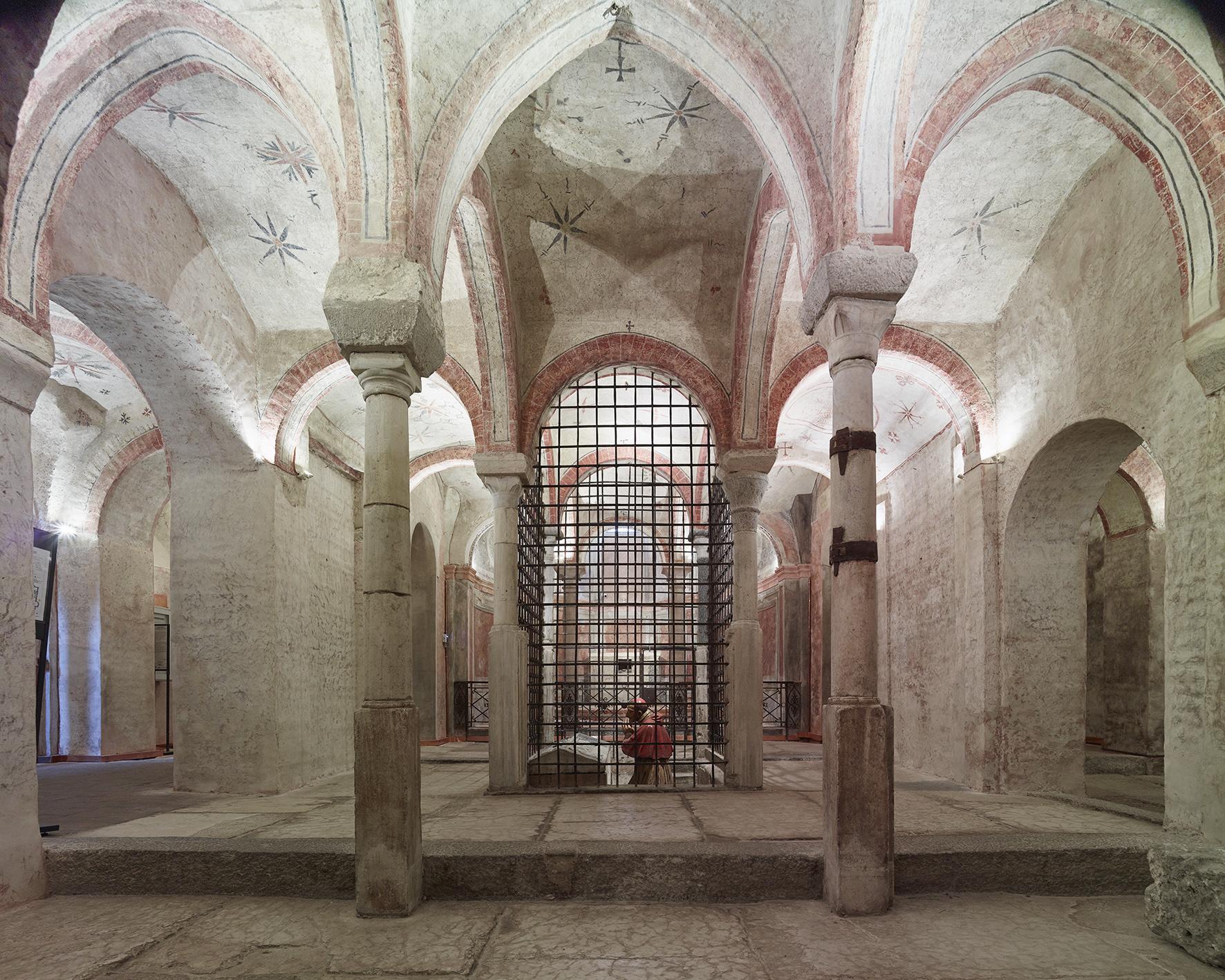 <p>La Chiesa inferiore di San Sepolcro</p>