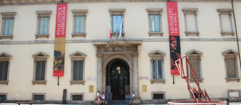 BIBLIOTECA, PINACOTECA AND CRYPT OF SAN SEPOLCRO CLOSED TO THE PUBLIC