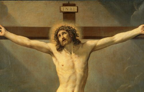 <em>CRUCIFIXION</em><br>GUIDO RENI