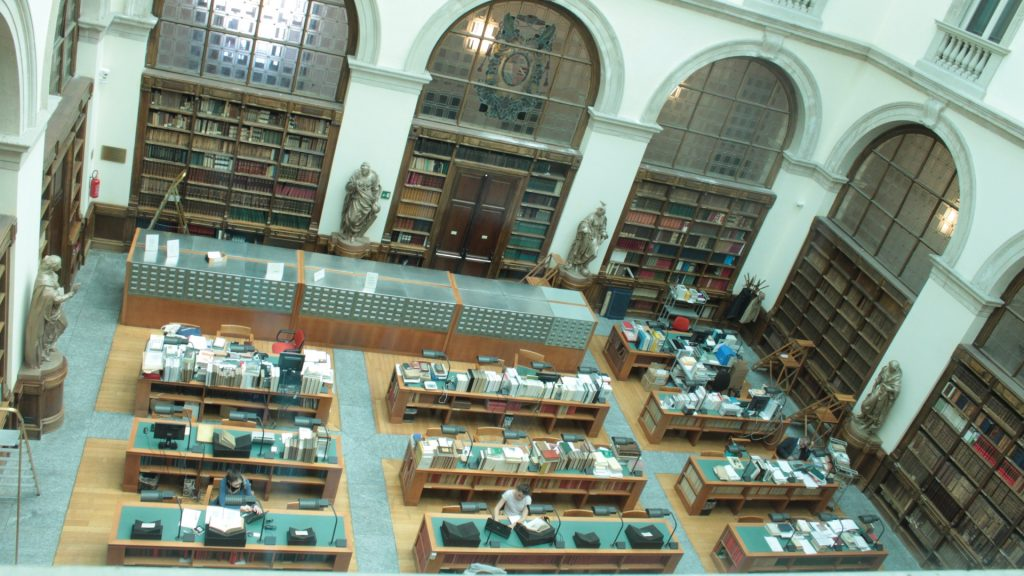 READING ROOM: OPENING HOURS FOR THE MONTH OF MARCH