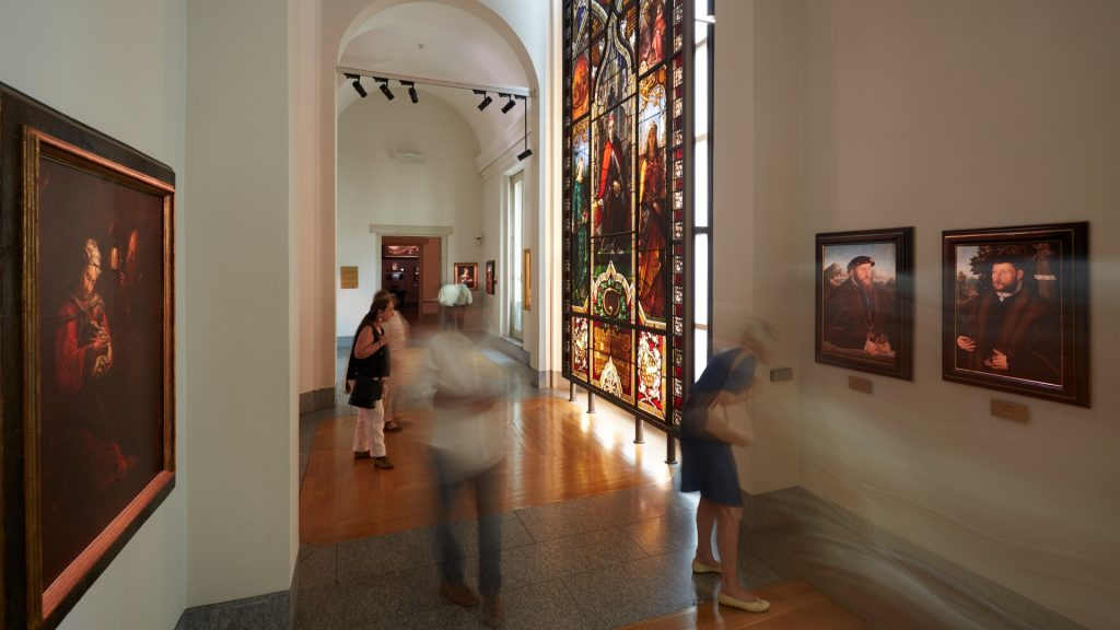 PINACOTECA OPEN ON FEBRUARY 25 AND 26