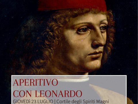 APERITIVO CON LEONARDO