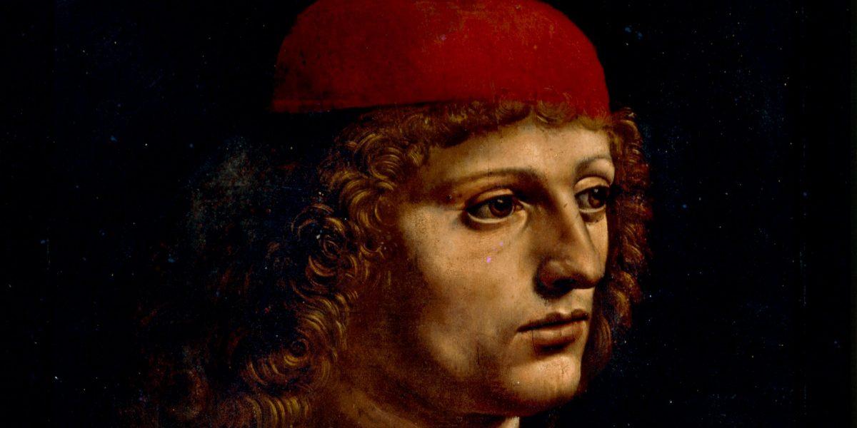 Leonardo da Vinci Ritratto di Musico