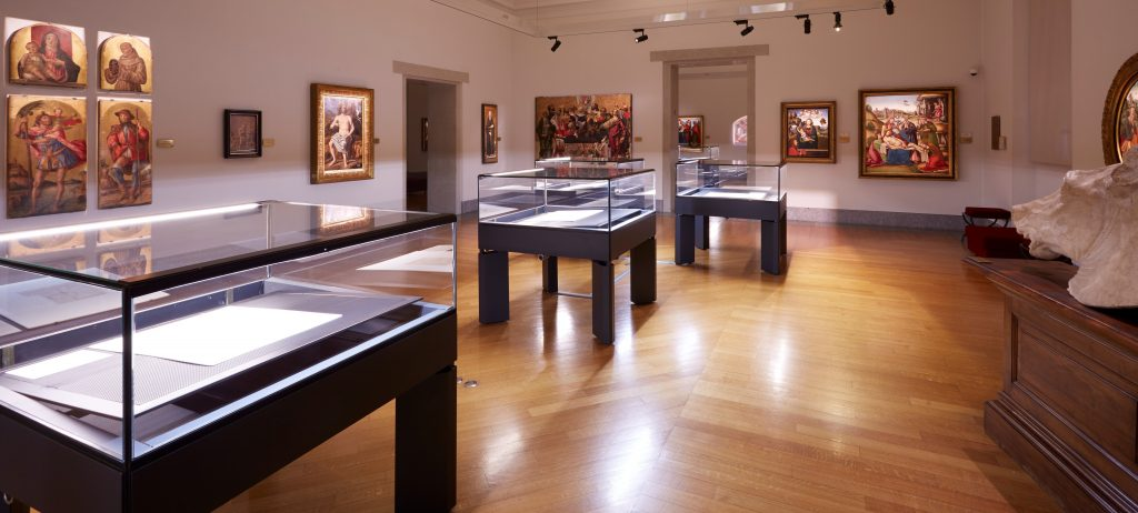 PINACOTECA: <BR> OPENING HOURS FROM SEPTEMBER 1