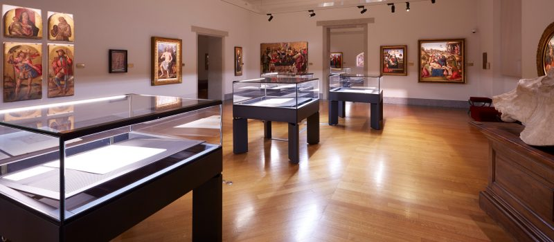 PINACOTECA: <BR> OPENING HOURS IN SEPTEMBER