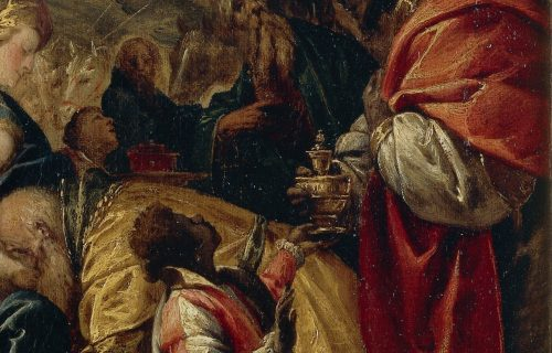 <em>ADORATION OF THE KINGS</em><BR>Morazzone