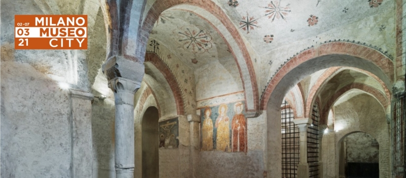 MUSEOCITY – MUSEOSEGRETO 2021: <BR> Special opening of the Crypt of San Sepolcro