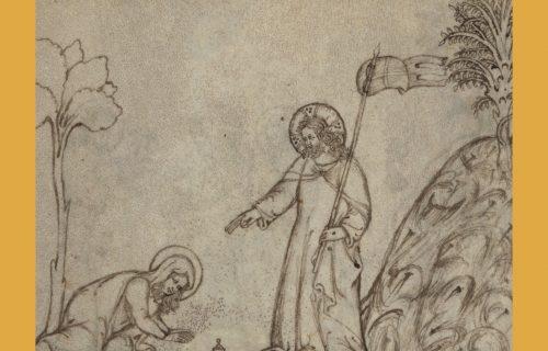 Ms. L 58 sup, Evangelica Historia – ep.5 La Santa Pasqua