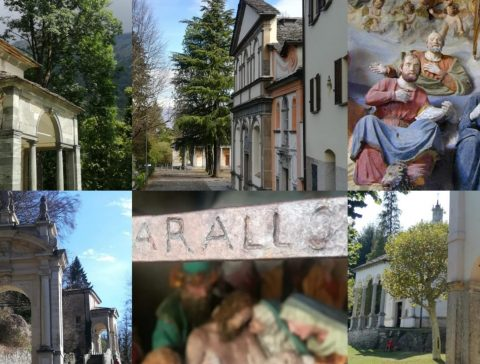 Virtual tour Dal Sancarlone ai Sacri Monti di Piemonte e Lombardia