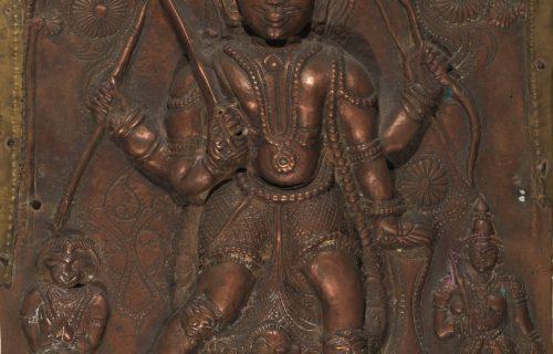 Le placche rituali della collezione Berger: il mito di Virabhadra