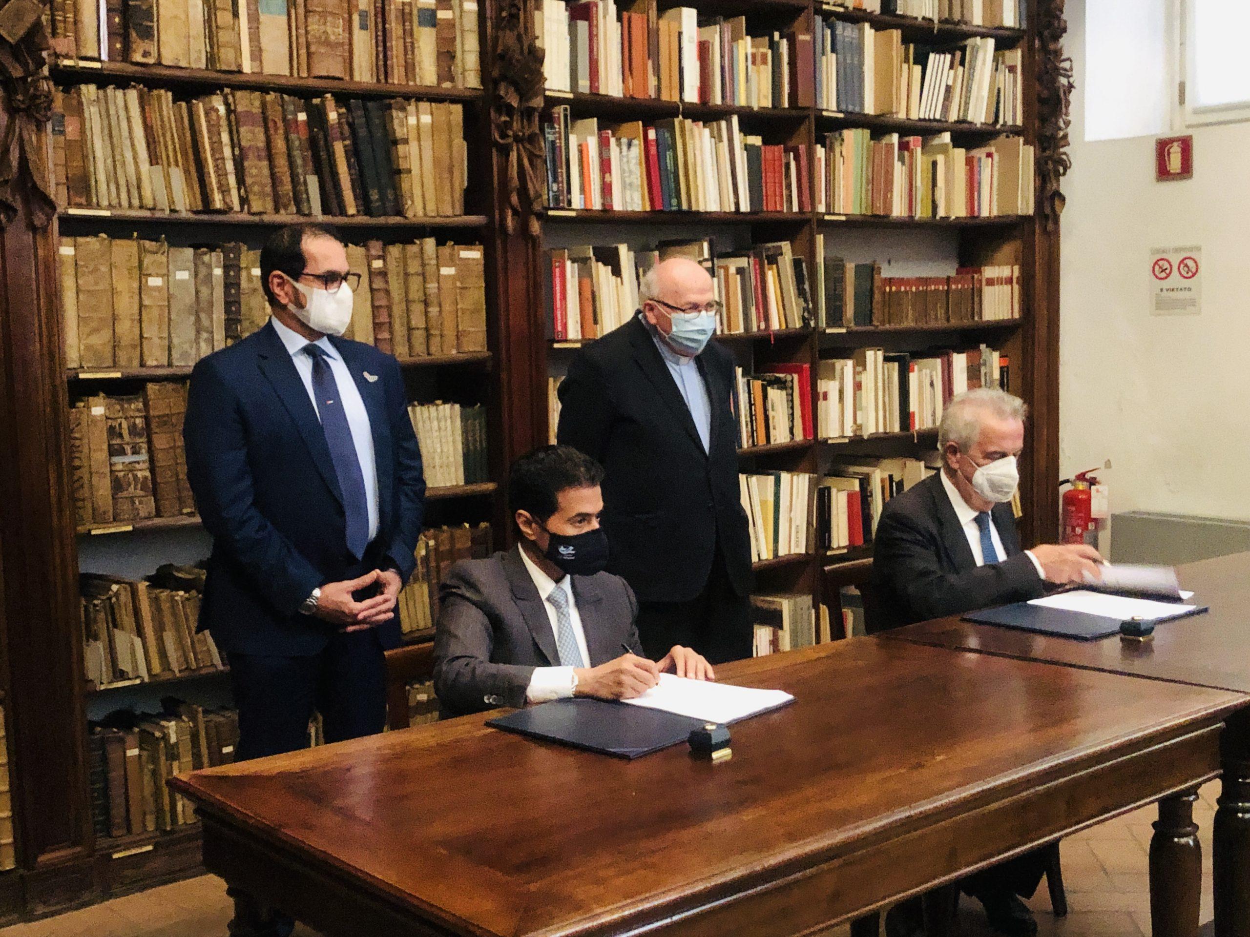 Siglato l'accordo con la Sharjah Book Authority